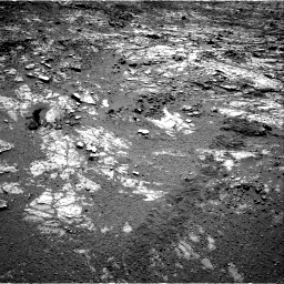 Nasa's Mars rover Curiosity acquired this image using its Right Navigation Camera on Sol 1946, at drive 2956, site number 67