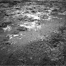 Nasa's Mars rover Curiosity acquired this image using its Right Navigation Camera on Sol 1946, at drive 2968, site number 67