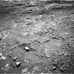 Nasa's Mars rover Curiosity acquired this image using its Right Navigation Camera on Sol 1946, at drive 3034, site number 67