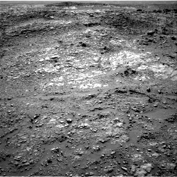 Nasa's Mars rover Curiosity acquired this image using its Right Navigation Camera on Sol 1946, at drive 3052, site number 67