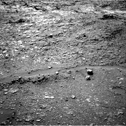 Nasa's Mars rover Curiosity acquired this image using its Right Navigation Camera on Sol 1946, at drive 3094, site number 67