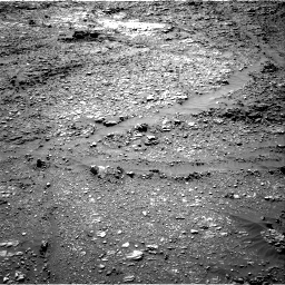 Nasa's Mars rover Curiosity acquired this image using its Right Navigation Camera on Sol 1946, at drive 3112, site number 67