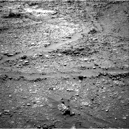 Nasa's Mars rover Curiosity acquired this image using its Right Navigation Camera on Sol 1946, at drive 3118, site number 67