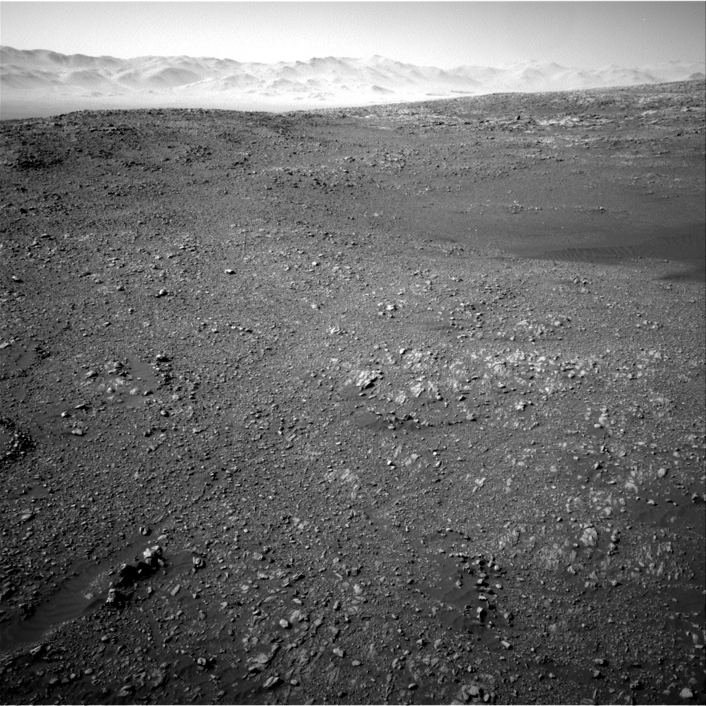 Nasa's Mars rover Curiosity acquired this image using its Right Navigation Camera on Sol 1946, at drive 3136, site number 67