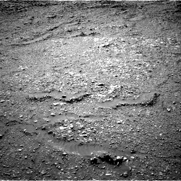 Nasa's Mars rover Curiosity acquired this image using its Right Navigation Camera on Sol 1946, at drive 3160, site number 67