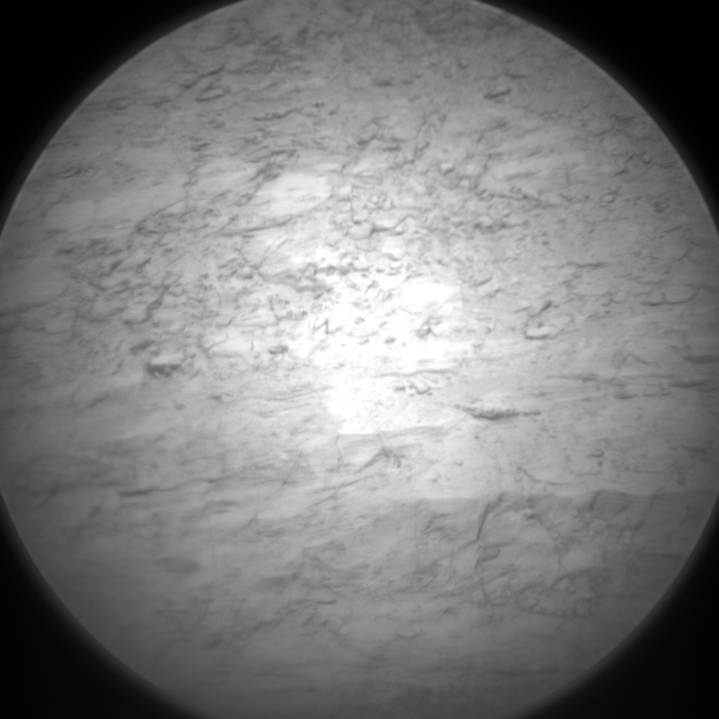 Nasa's Mars rover Curiosity acquired this image using its Chemistry & Camera (ChemCam) on Sol 1948, at drive 3172, site number 67