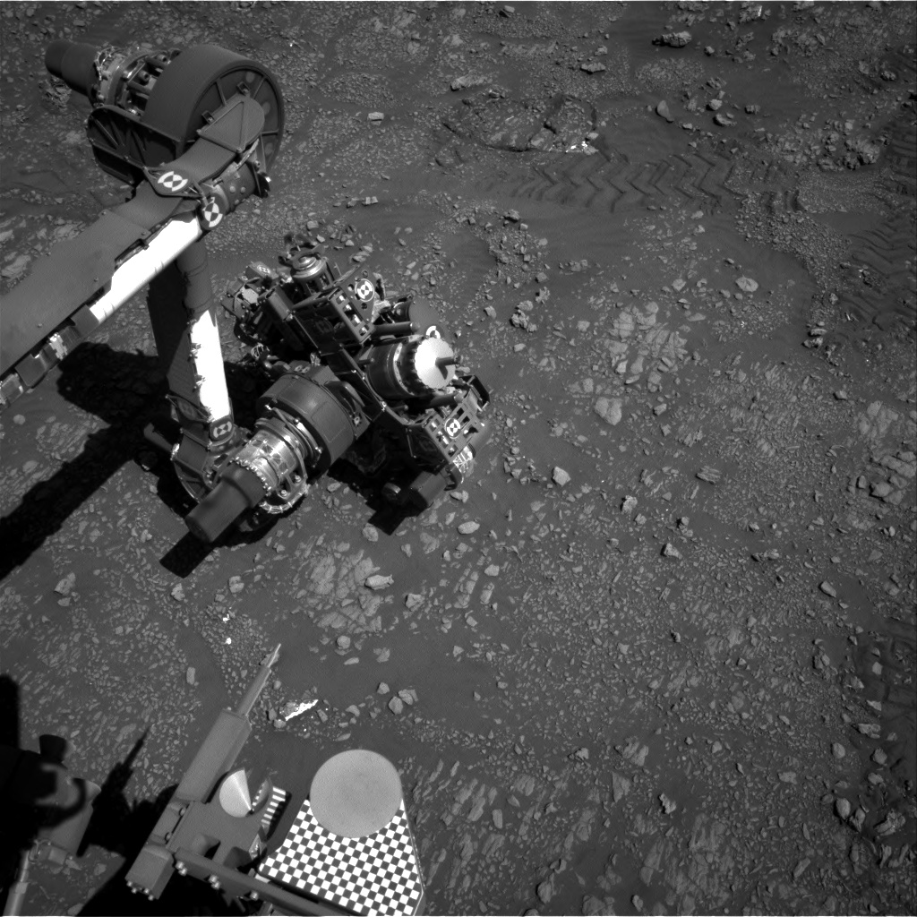 Nasa's Mars rover Curiosity acquired this image using its Right Navigation Camera on Sol 1948, at drive 3172, site number 67