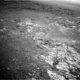 Nasa's Mars rover Curiosity acquired this image using its Left Navigation Camera on Sol 1949, at drive 3298, site number 67