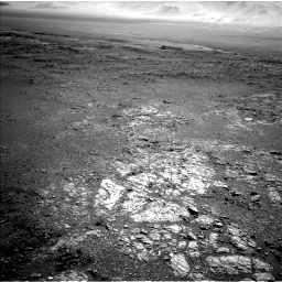 Nasa's Mars rover Curiosity acquired this image using its Left Navigation Camera on Sol 1949, at drive 3344, site number 67