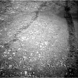 Nasa's Mars rover Curiosity acquired this image using its Right Navigation Camera on Sol 1949, at drive 3268, site number 67