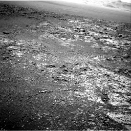 Nasa's Mars rover Curiosity acquired this image using its Right Navigation Camera on Sol 1949, at drive 3286, site number 67