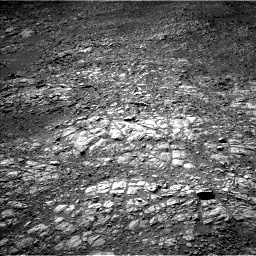 Nasa's Mars rover Curiosity acquired this image using its Left Navigation Camera on Sol 1950, at drive 66, site number 68