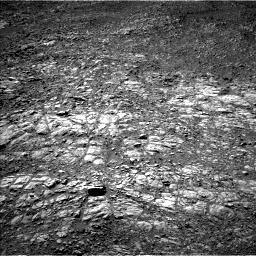 Nasa's Mars rover Curiosity acquired this image using its Left Navigation Camera on Sol 1950, at drive 72, site number 68