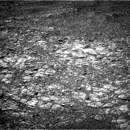 Nasa's Mars rover Curiosity acquired this image using its Left Navigation Camera on Sol 1950, at drive 78, site number 68
