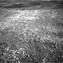 Nasa's Mars rover Curiosity acquired this image using its Left Navigation Camera on Sol 1950, at drive 198, site number 68