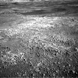 Nasa's Mars rover Curiosity acquired this image using its Left Navigation Camera on Sol 1950, at drive 210, site number 68