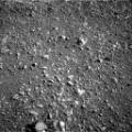 Image taken by Navcam: Left B