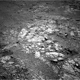 Nasa's Mars rover Curiosity acquired this image using its Right Navigation Camera on Sol 1950, at drive 6, site number 68