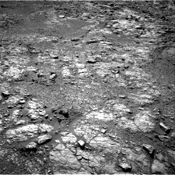 Nasa's Mars rover Curiosity acquired this image using its Right Navigation Camera on Sol 1950, at drive 18, site number 68