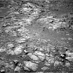 Nasa's Mars rover Curiosity acquired this image using its Right Navigation Camera on Sol 1950, at drive 30, site number 68
