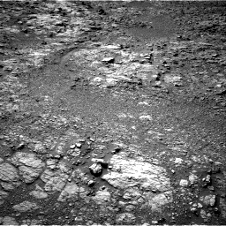 Nasa's Mars rover Curiosity acquired this image using its Right Navigation Camera on Sol 1950, at drive 36, site number 68