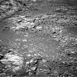 Nasa's Mars rover Curiosity acquired this image using its Right Navigation Camera on Sol 1950, at drive 42, site number 68