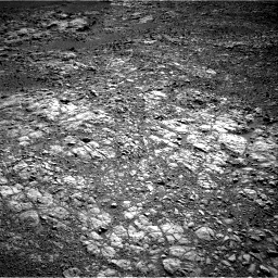 Nasa's Mars rover Curiosity acquired this image using its Right Navigation Camera on Sol 1950, at drive 108, site number 68