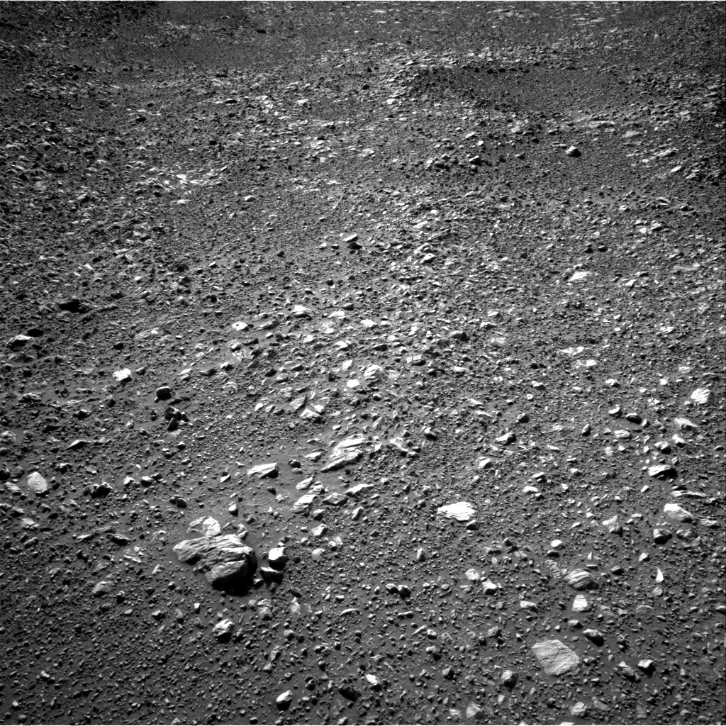 Nasa's Mars rover Curiosity acquired this image using its Right Navigation Camera on Sol 1950, at drive 162, site number 68