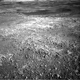 Nasa's Mars rover Curiosity acquired this image using its Right Navigation Camera on Sol 1950, at drive 204, site number 68
