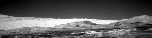 Nasa's Mars rover Curiosity acquired this image using its Right Navigation Camera on Sol 1951, at drive 214, site number 68