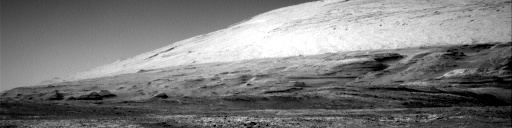 Nasa's Mars rover Curiosity acquired this image using its Right Navigation Camera on Sol 1953, at drive 214, site number 68