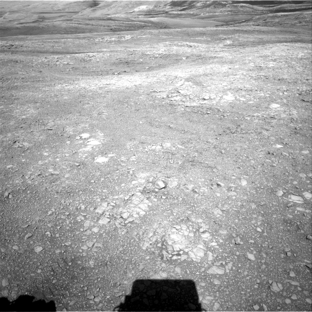 Nasa's Mars rover Curiosity acquired this image using its Right Navigation Camera on Sol 1957, at drive 214, site number 68