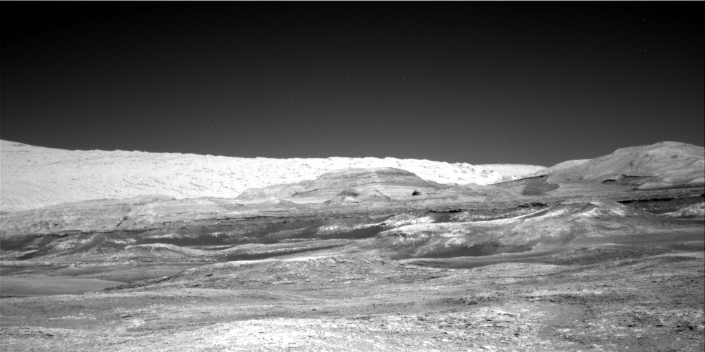 Nasa's Mars rover Curiosity acquired this image using its Right Navigation Camera on Sol 1959, at drive 214, site number 68