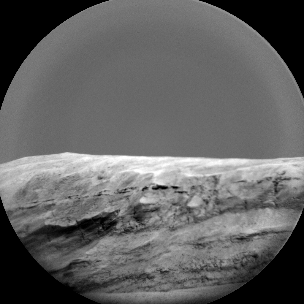 Nasa's Mars rover Curiosity acquired this image using its Chemistry & Camera (ChemCam) on Sol 1959, at drive 214, site number 68