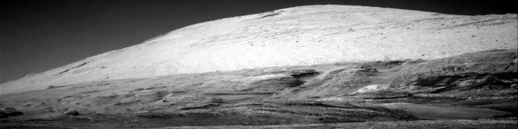 Nasa's Mars rover Curiosity acquired this image using its Right Navigation Camera on Sol 1961, at drive 214, site number 68