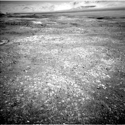Nasa's Mars rover Curiosity acquired this image using its Left Navigation Camera on Sol 1962, at drive 214, site number 68
