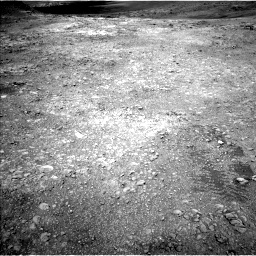Nasa's Mars rover Curiosity acquired this image using its Left Navigation Camera on Sol 1962, at drive 244, site number 68