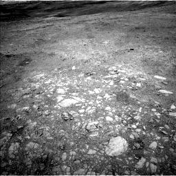 Nasa's Mars rover Curiosity acquired this image using its Left Navigation Camera on Sol 1962, at drive 322, site number 68