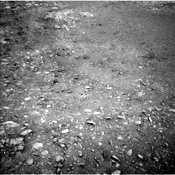 Nasa's Mars rover Curiosity acquired this image using its Left Navigation Camera on Sol 1962, at drive 388, site number 68