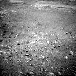 Nasa's Mars rover Curiosity acquired this image using its Left Navigation Camera on Sol 1962, at drive 400, site number 68