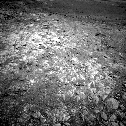 Nasa's Mars rover Curiosity acquired this image using its Left Navigation Camera on Sol 1962, at drive 448, site number 68