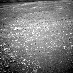Nasa's Mars rover Curiosity acquired this image using its Left Navigation Camera on Sol 1962, at drive 496, site number 68