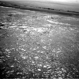 Nasa's Mars rover Curiosity acquired this image using its Left Navigation Camera on Sol 1962, at drive 544, site number 68