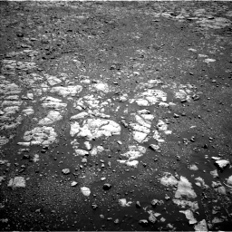 Nasa's Mars rover Curiosity acquired this image using its Left Navigation Camera on Sol 1962, at drive 574, site number 68