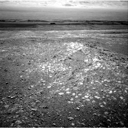Nasa's Mars rover Curiosity acquired this image using its Right Navigation Camera on Sol 1962, at drive 454, site number 68