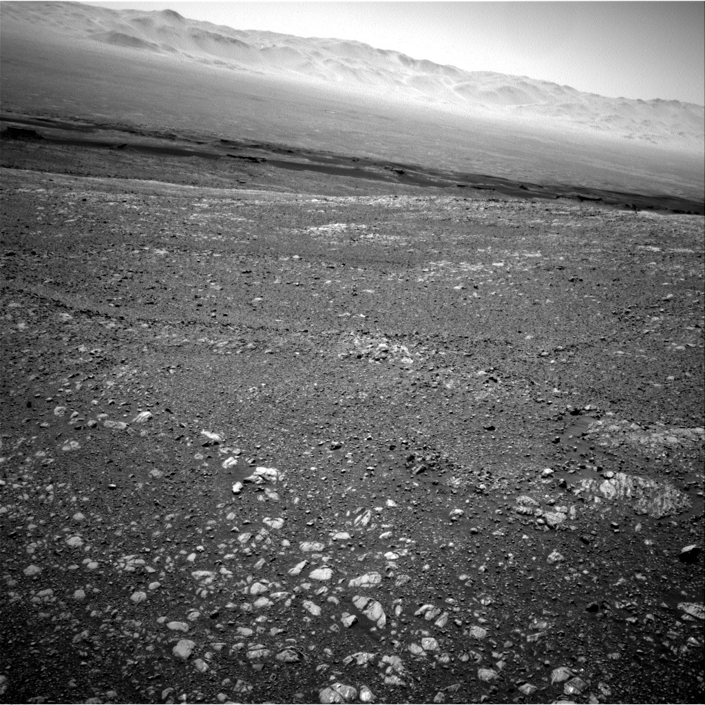 NASA's Mars rover Curiosity acquired this image using its Right Navigation Cameras (Navcams) on Sol 1962