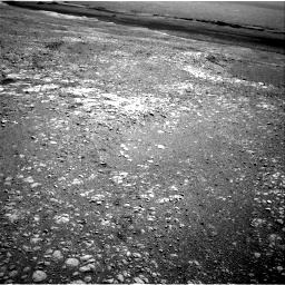Nasa's Mars rover Curiosity acquired this image using its Right Navigation Camera on Sol 1962, at drive 538, site number 68