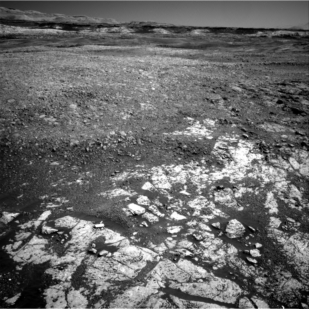 Sol 1963: Getting ready for the SAM geochronology experiment
