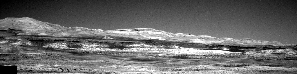 Nasa's Mars rover Curiosity acquired this image using its Right Navigation Camera on Sol 1964, at drive 580, site number 68