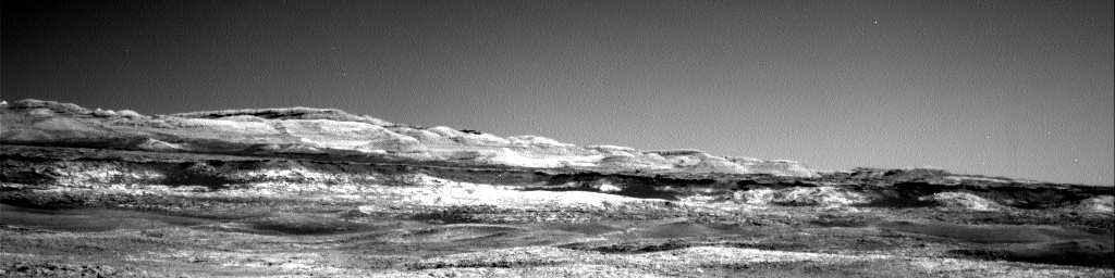 Nasa's Mars rover Curiosity acquired this image using its Right Navigation Camera on Sol 1965, at drive 580, site number 68